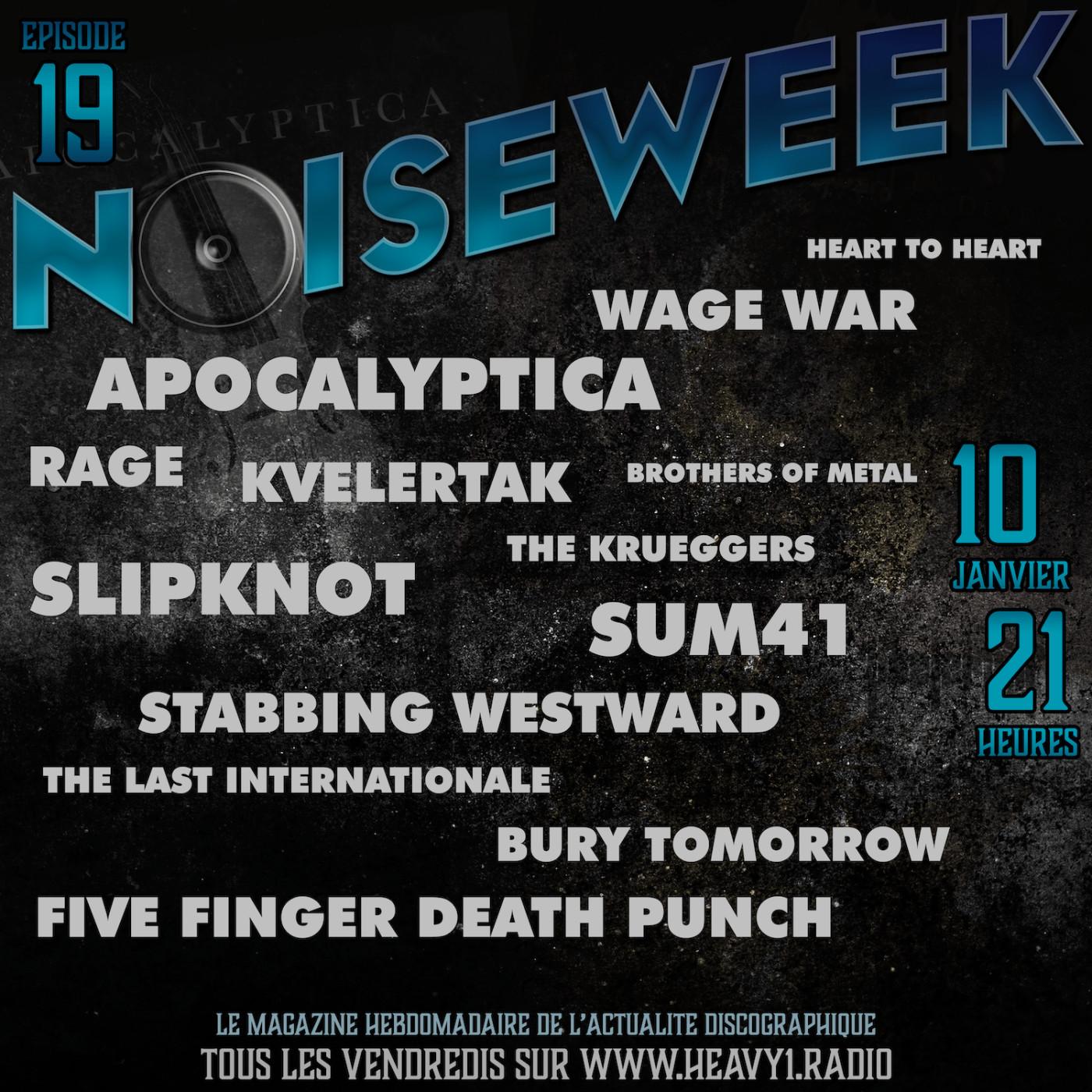Noiseweek #19 Saison 3