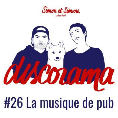 image Discorama #26 - La musique de pub