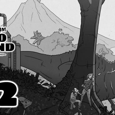 #FR #JDR - Escape From Dino Island 🦖 Découverte - Partie #2 cover