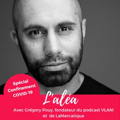 image COVID-19 — 3 questions à Grégory Pouy, créateur du podcast VLAN