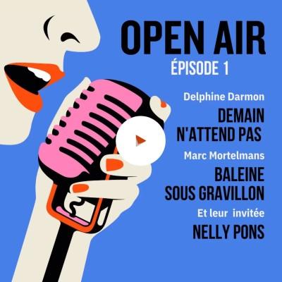 S03HS03 BSG + Open Air au congrès biodiversité de l'UICN à Marseille, invitée: Nelly Pons (Océan Plastique) cover