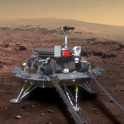 [LDDE] Tianwen-1 - LA CHINE SUR MARS ! cover