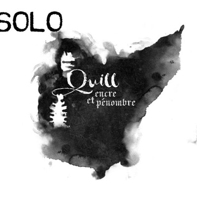 image #FR #JDR - Quill Cthulhu 🐙 Découverte solo #1