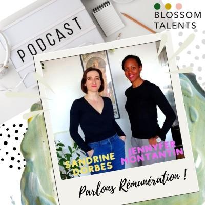 Parlons rémunération en toute transparence ! - avec Sandrine Dorbes – Fondatrice de How Much , conseil RH spécialiste de la rémunératio cover