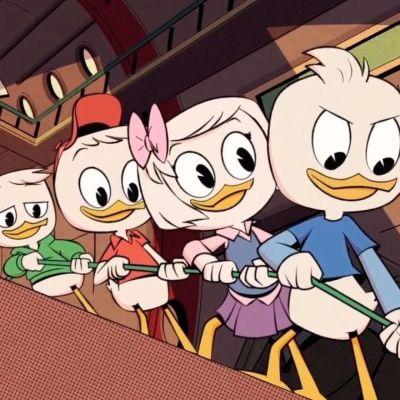 image Ducktales 2017, Atypical, Game of Moans et introspections en séries -S03e01