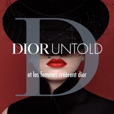 Et les femmes créèrent Dior cover