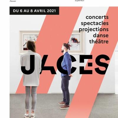 LA PLACE DES ARTS & CULTURE DANS LA VIE ÉTUDIANTE   TABLE RONDE JACES 2021 cover