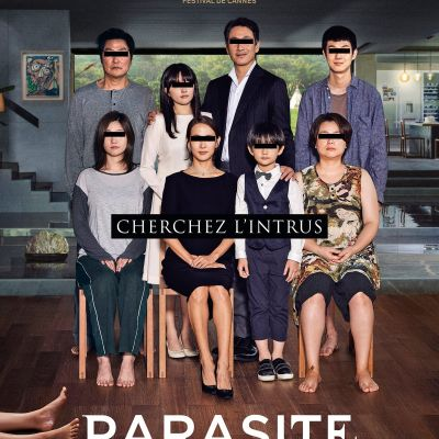 image Critique du Film PARASITE
