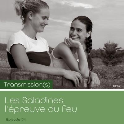 Episode4-Les Saladines (Marie-Laurence et Elisabeth Saladin) cover