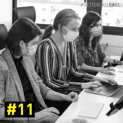 #11 - Trop de développeurs, pas assez de développeuses ? Le témoignage de 3 femmes de l'industrie numérique cover