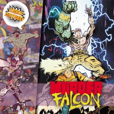 ComicsDiscovery S05E04 : Murder Falcon cover