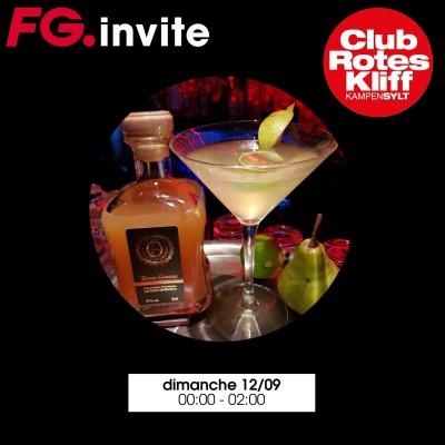 FG INVITE : LE CLUB ROTES KLIFF AVEC GRANDMASTER PK cover
