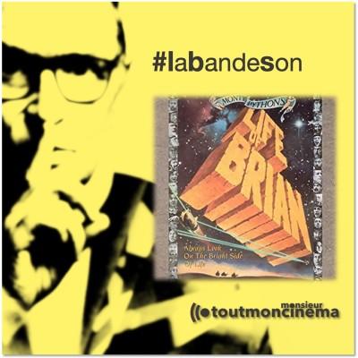 monsieurtoutmoncinema_Always look on the bright side of life_Eric Idle (Monty Python La Vie de Brian) cover