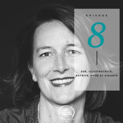 Zoé Illustratrice - Autrice, mère et aidante. cover
