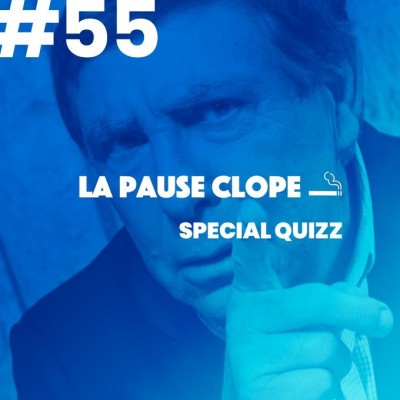 #LPC55 - Le Quiz de La Pause Clope! cover