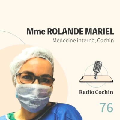 #76 Mme MARIEL - Cas clinique Covid : Patiente de 80 avec fièvre depuis plusieurs jours [IDE]
