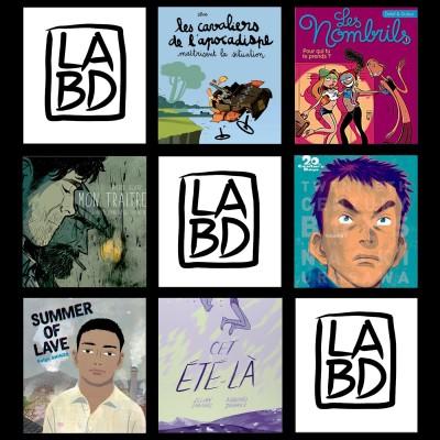 N°4 : Podcast de la librairie LaBd Lyon 04 cover