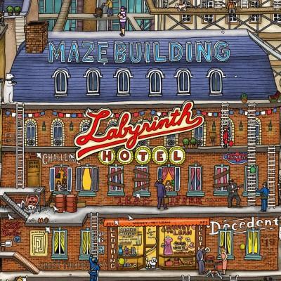 LTTG | Labyrinth City: Pierre the Maze Detective #03 - En centre-ville cover