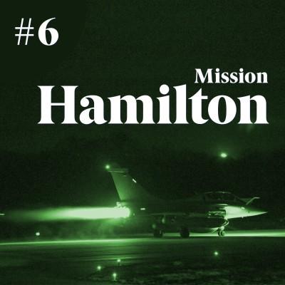 Mission Hamilton : les acteurs racontent - Mémoire d'aerobuzz #6 cover