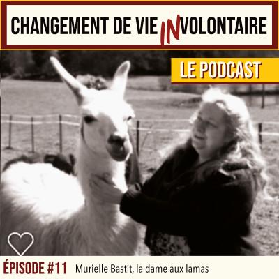 Episode #11: Murielle Bastit, la dame aux lamas cover