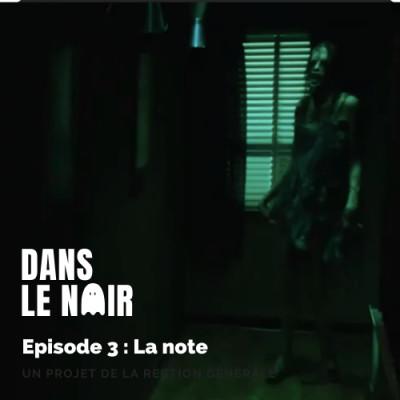 E3 - Horreur - La note cover