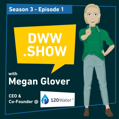 S3E1 - What's Hidden in your Tap Water? Don't Worry, your Utility doesn't Really Know Better! cover