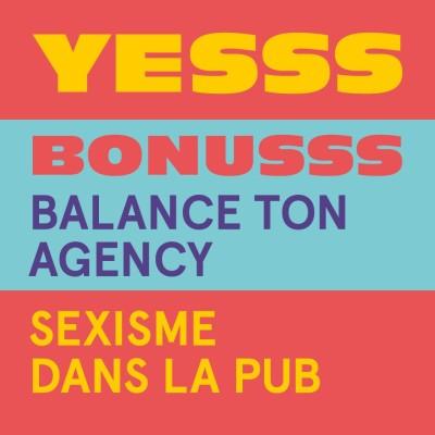 YESSS #28 - BONUSSS - Balance Ton Agency cover
