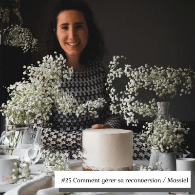 #25 Comment gérer sa reconversion professionnelle en photographie culinaire avec Massiel cover