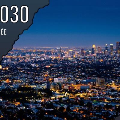 [FR] #JDR - L.A. 2030 🚨 La vie à Central #2 cover