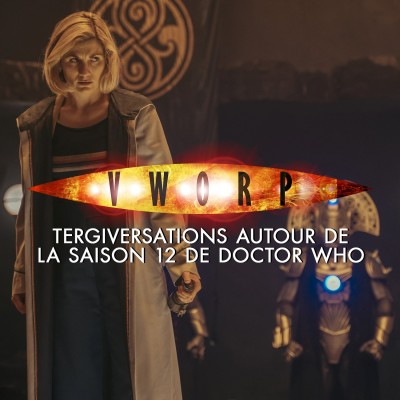 VWORP - Tergiversations autour de la saison 12 de Doctor Who cover