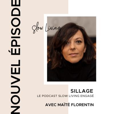 Entreprendre au coeur de l'économie collaborative avec Maïté Florentin cover
