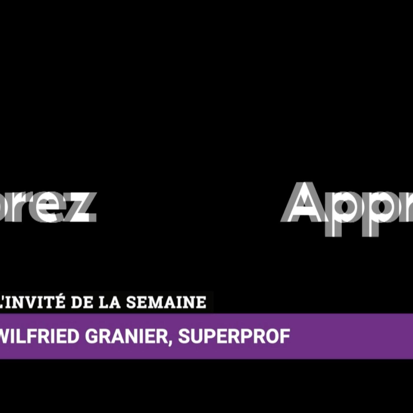 W. Granier - SUPERPROF -  Business Club S2021 E60