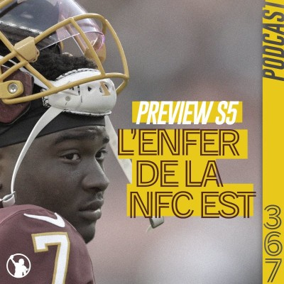 Preview S5 : NFC Est, bienvenue en enfer cover