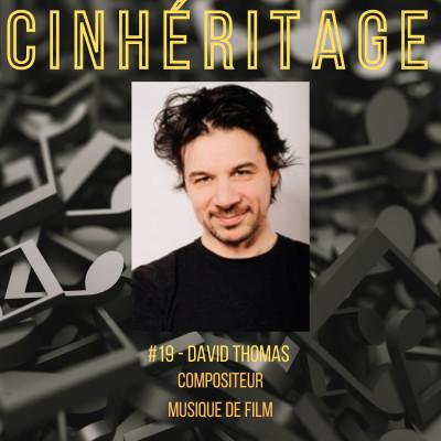 Musique de film avec David Thomas cover