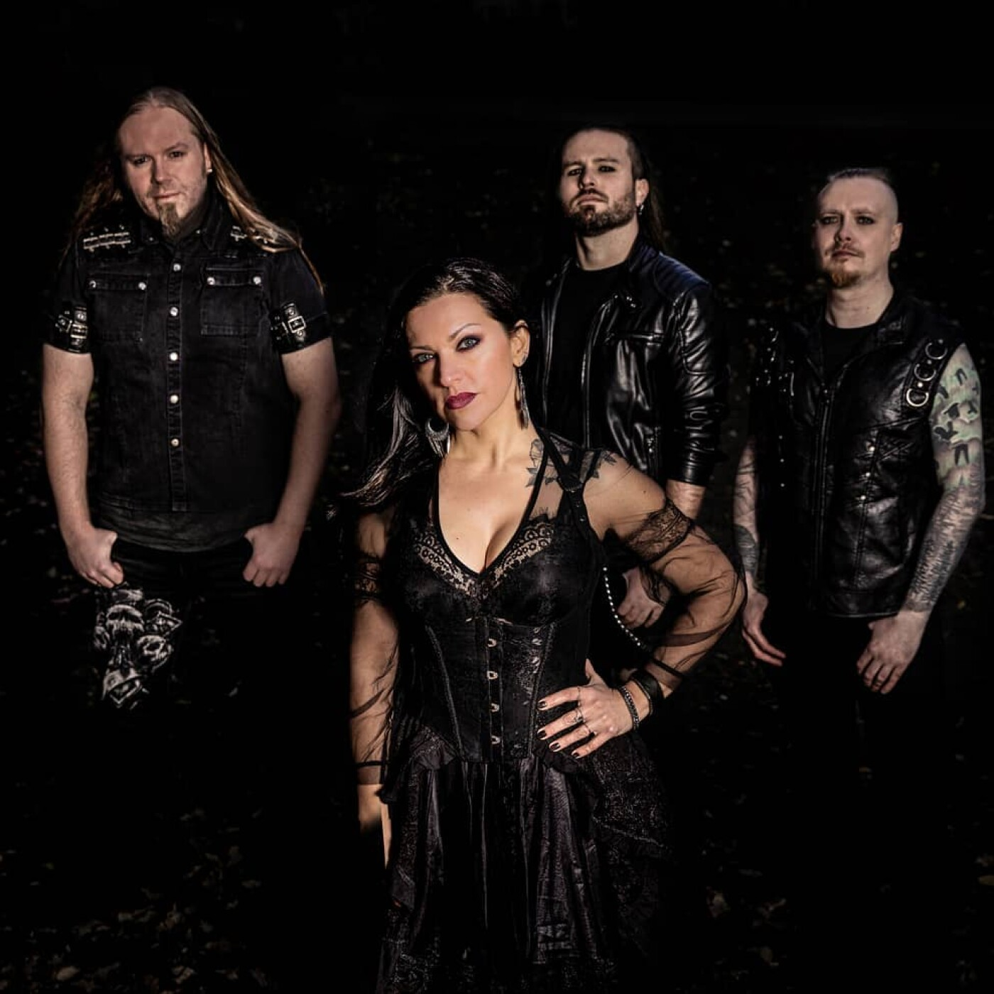 213Rock Podcast Harrag Melodica Live interview with Morten Veland of Sirenia New album Riddles Ruins & Revelations  11 02 2021