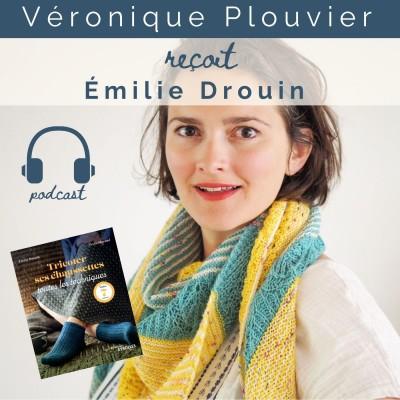 # 28 Emilie Drouin, Tricotez vos chaussettes cover