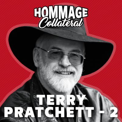 Terry Pratchett, bienveillant satiriste - partie 2 cover