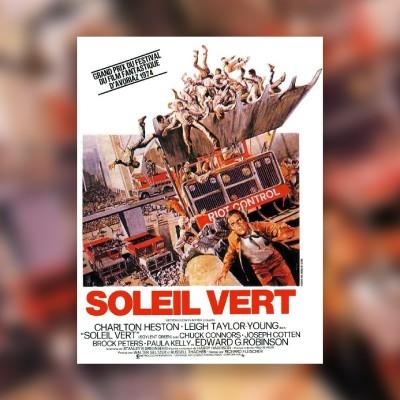#76 Soleil Vert - Julien Guérif & Nicolas Tellop cover