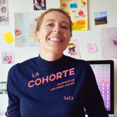 Cover' show La Cohorte/ S4E3/ Créer ou rejoindre un groupe d'entraide en ligne
