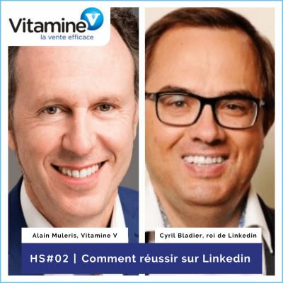 Trouver ses clients avec LinkedIn - Invité Cyril Bladier #02 cover