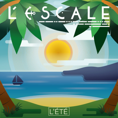 L'Escale #2 - L'Été cover