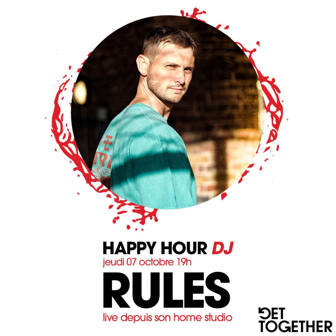 HAPPY HOUR DJ : RULES