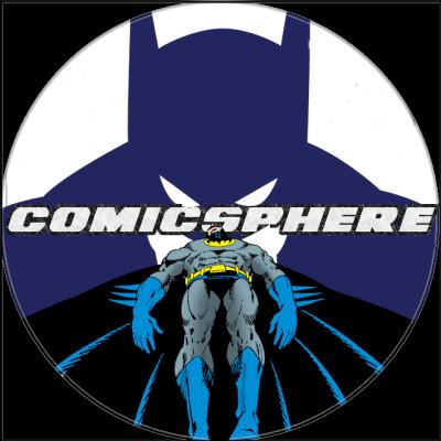 Comicsphere -28- Dark Detective cover