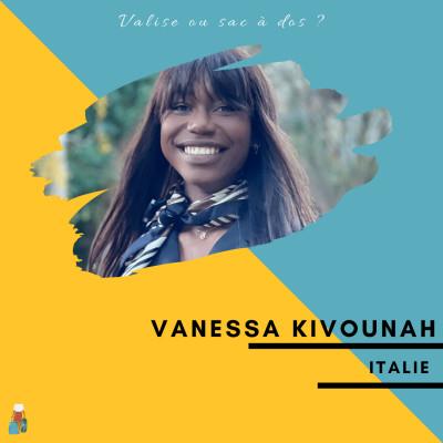 #5 Vanessa Kivounah - Italie cover