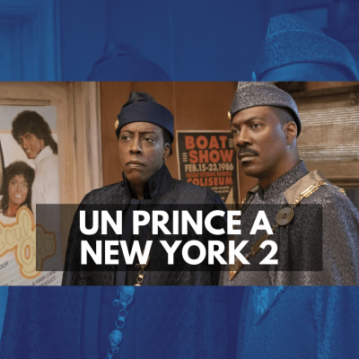 Un Prince A New York 2 ⭐⭐ cover