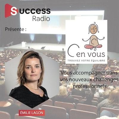Émilie Lagon, Coach professionnelle et créatrice C en Vous cover