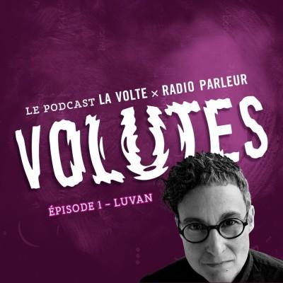 Volutes 1 - Porter nos voix avec luvan cover