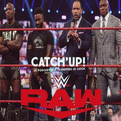 Catch'up! WWE Raw du 2 novembre 2020 - Ils étaient quatre cover