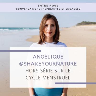 Hors série #2 - Le cycle menstruel - Angélique cover