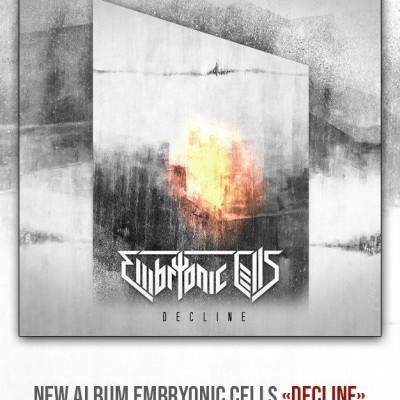 213Rock Podcast interview avec Max Beaulieu Embryonic Cells New album Decline Out 09 Octobre 2020 15 10 2020 cover